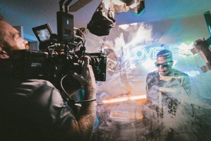 видео, клип, съёмки