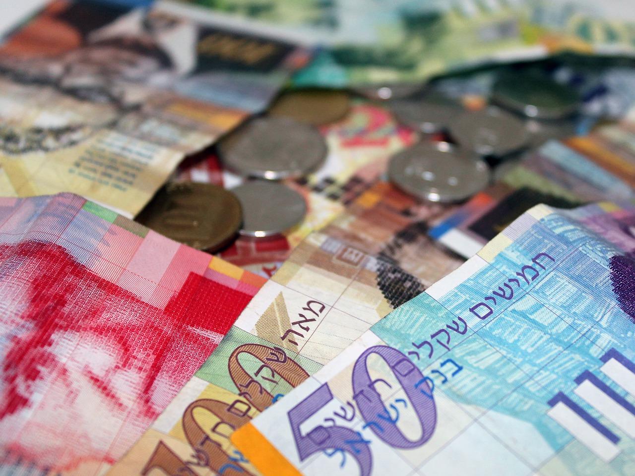 Шекели (валюта Израиля)