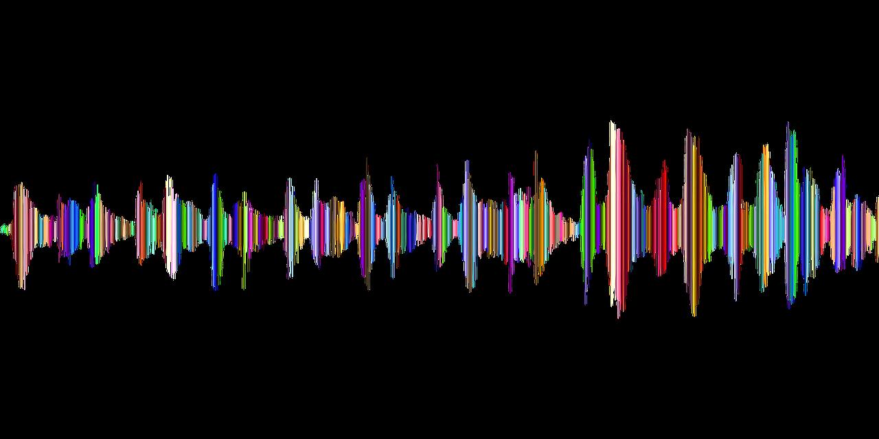 звук, волна, график