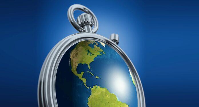 мир, часы, время