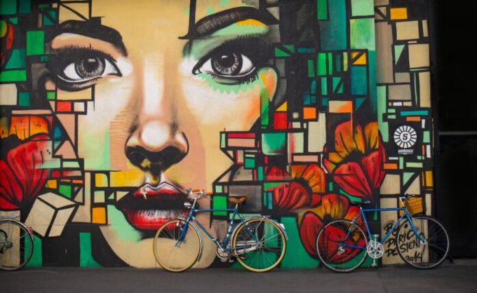 искусство, улица, граффити