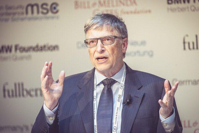 Билл Гейтс в 2017 году