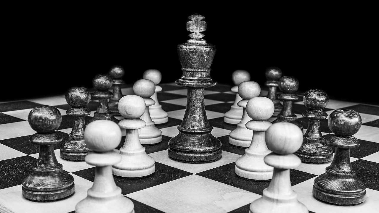 Шахматы, НЛП