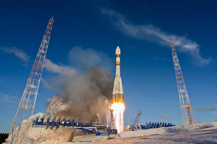 Запуск «Союз 2.1», фото: mil.ru