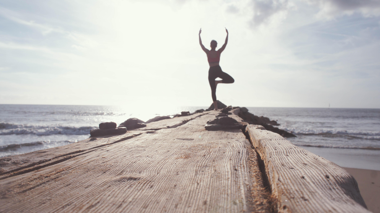 здоровье, спорт, йога