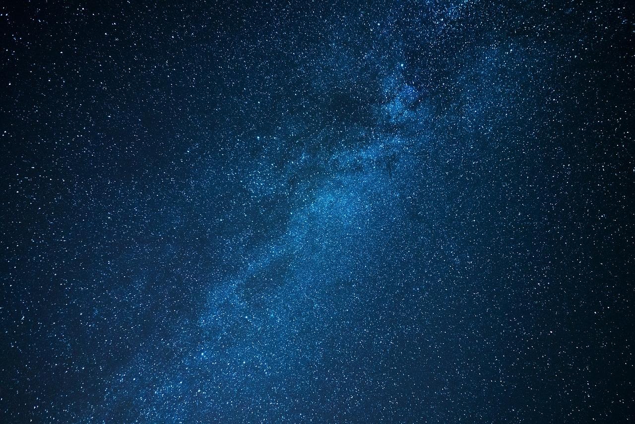 Млечный путь, звезды, галактика
