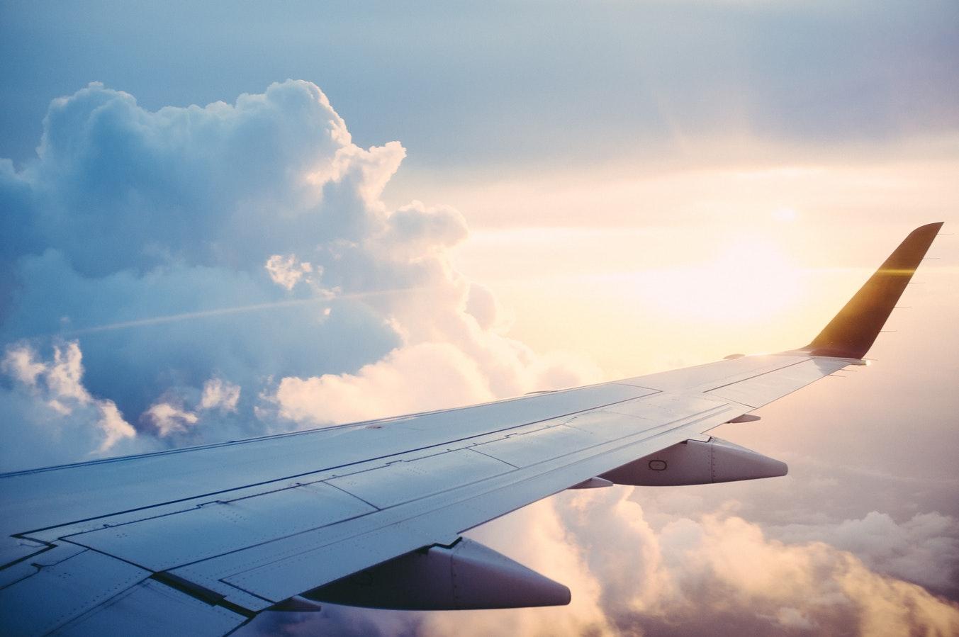 Самолет, крыло, конструкция