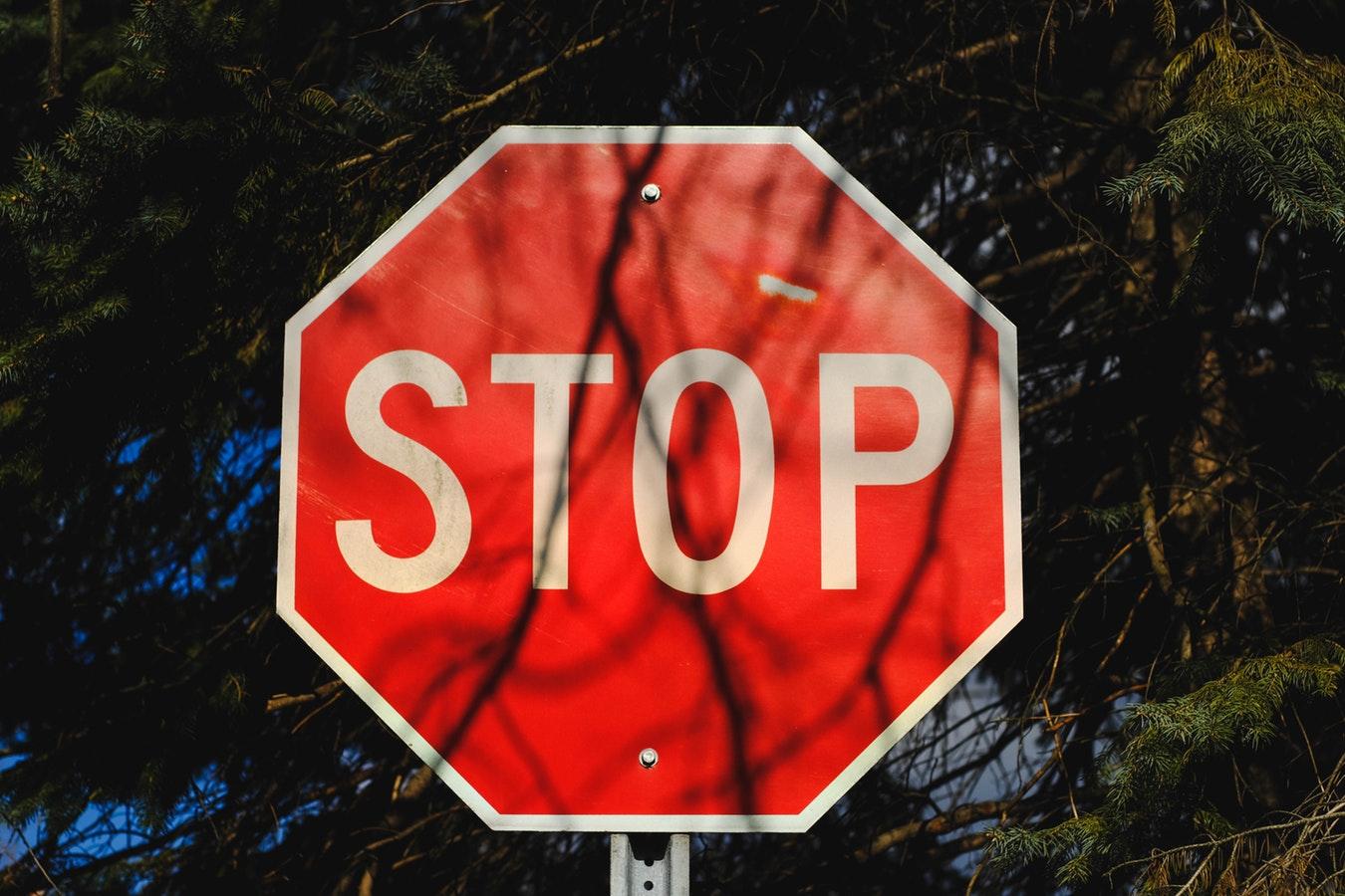 Stop, стоп, знак, запрет
