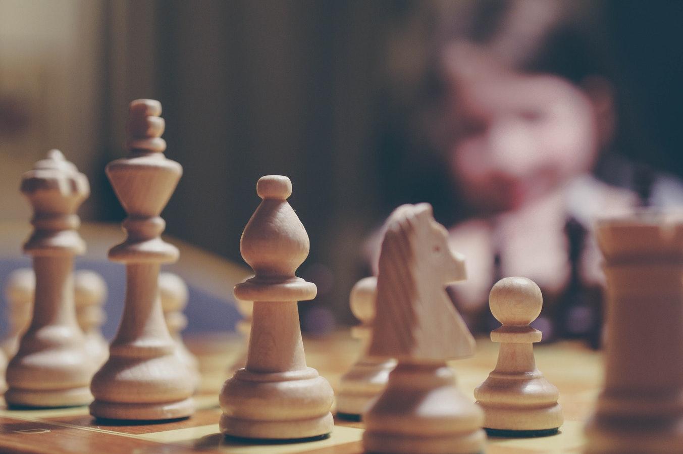 шахматы, фигура