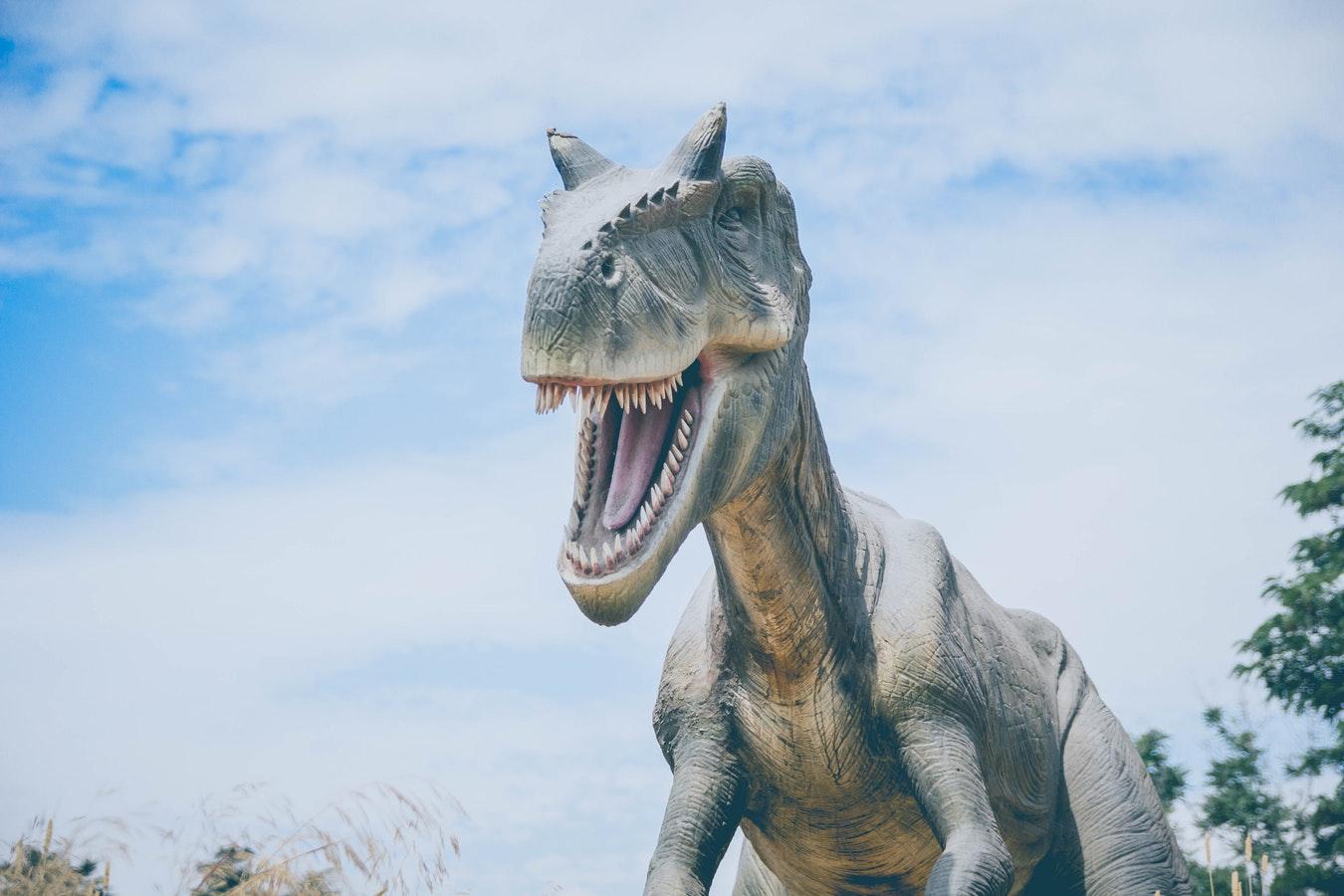 Тираннозавр, динозавр