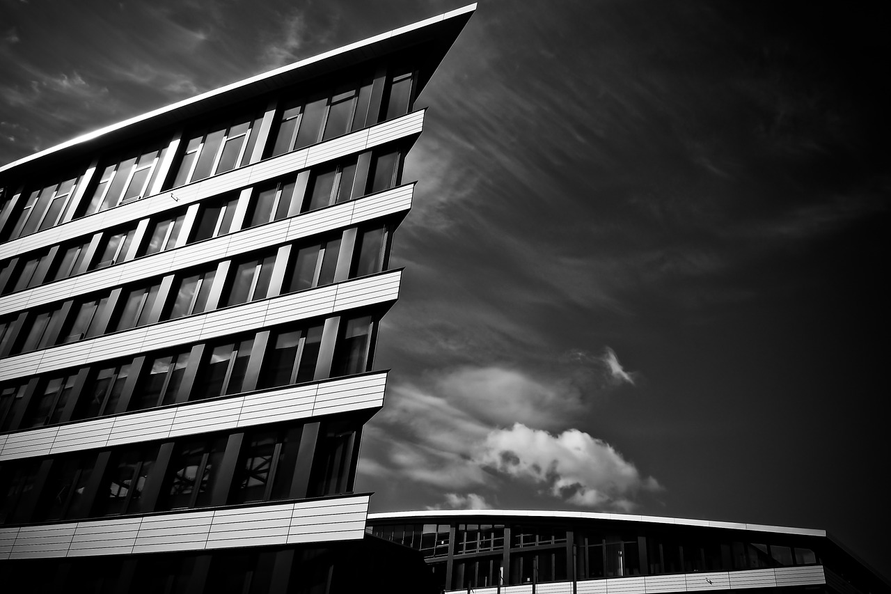 урбанистика, архитектура, здание
