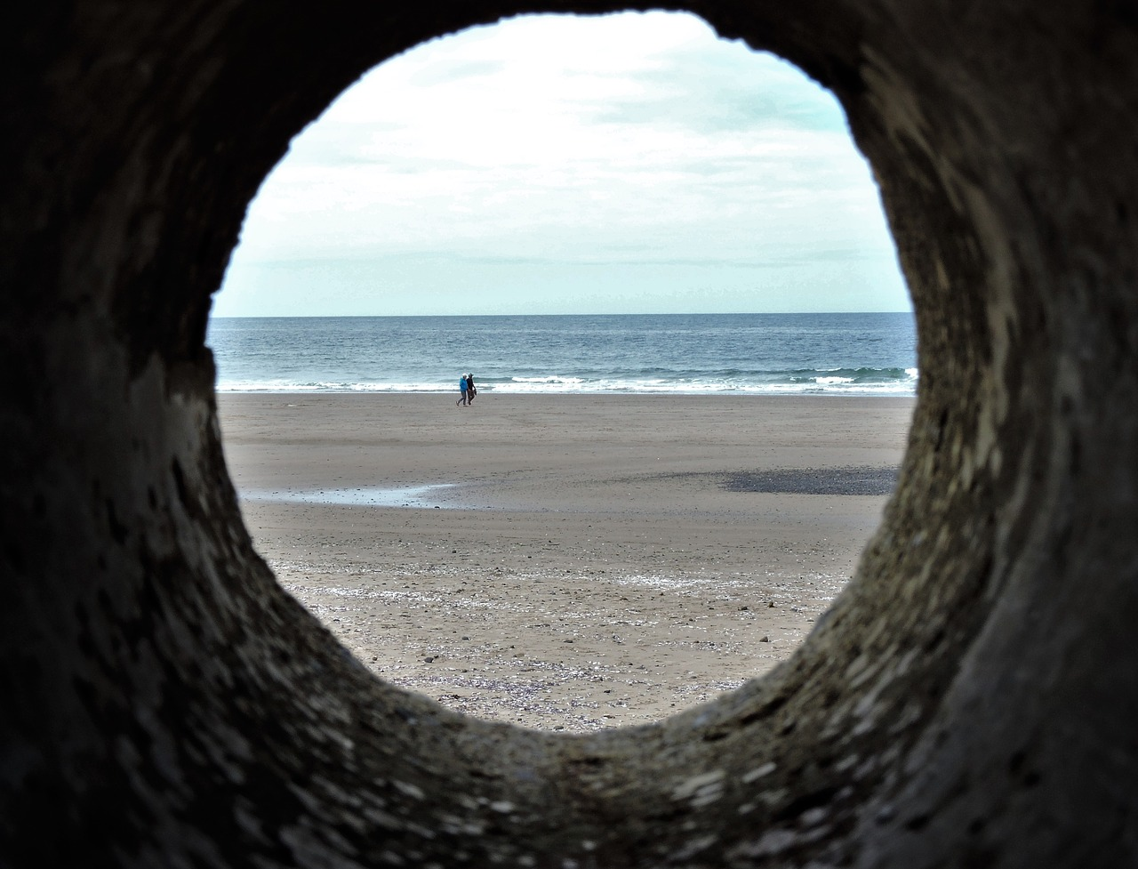тоннель, обзор, море