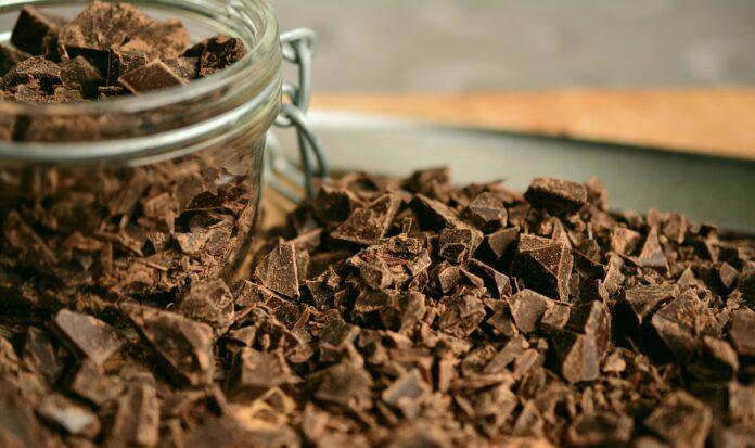 какао, шоколад, сладость