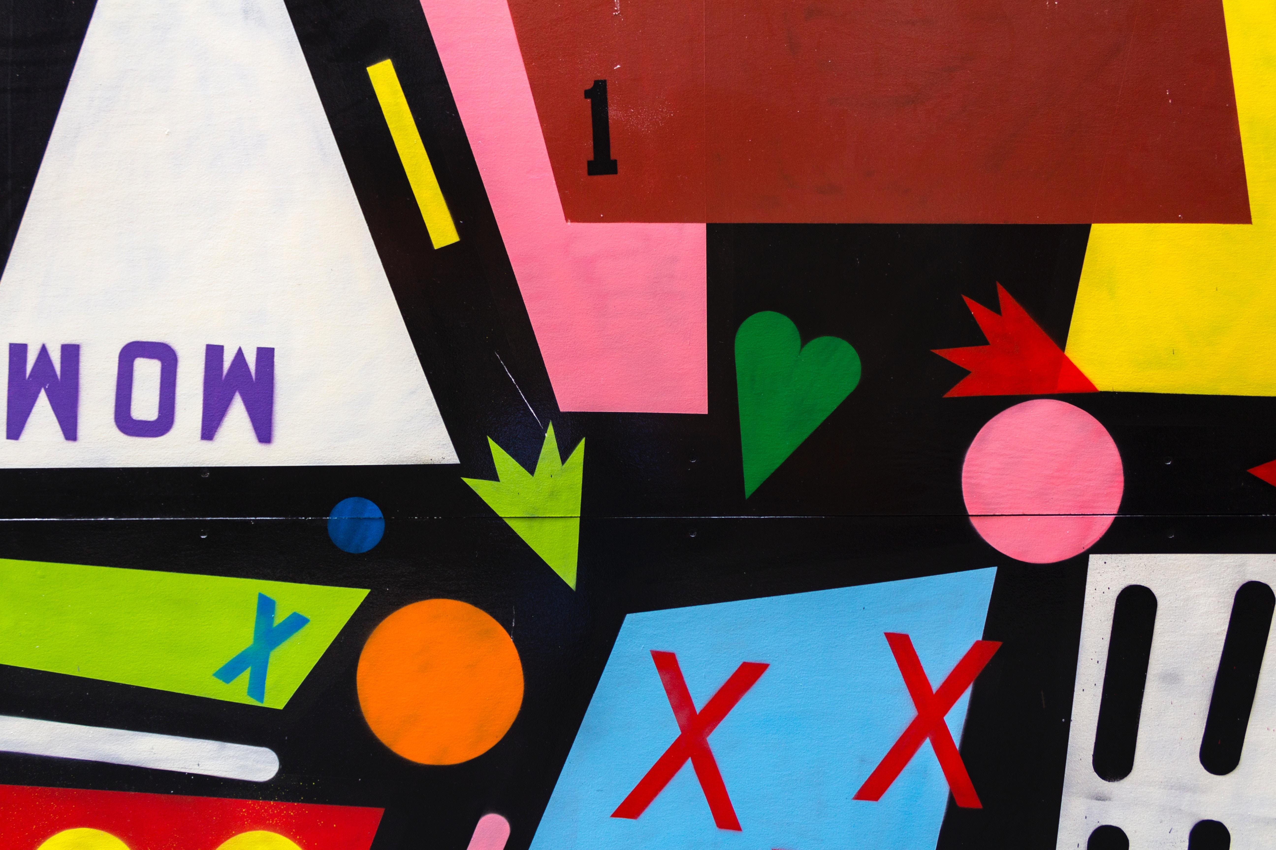 искусство, модернизм, абстракция