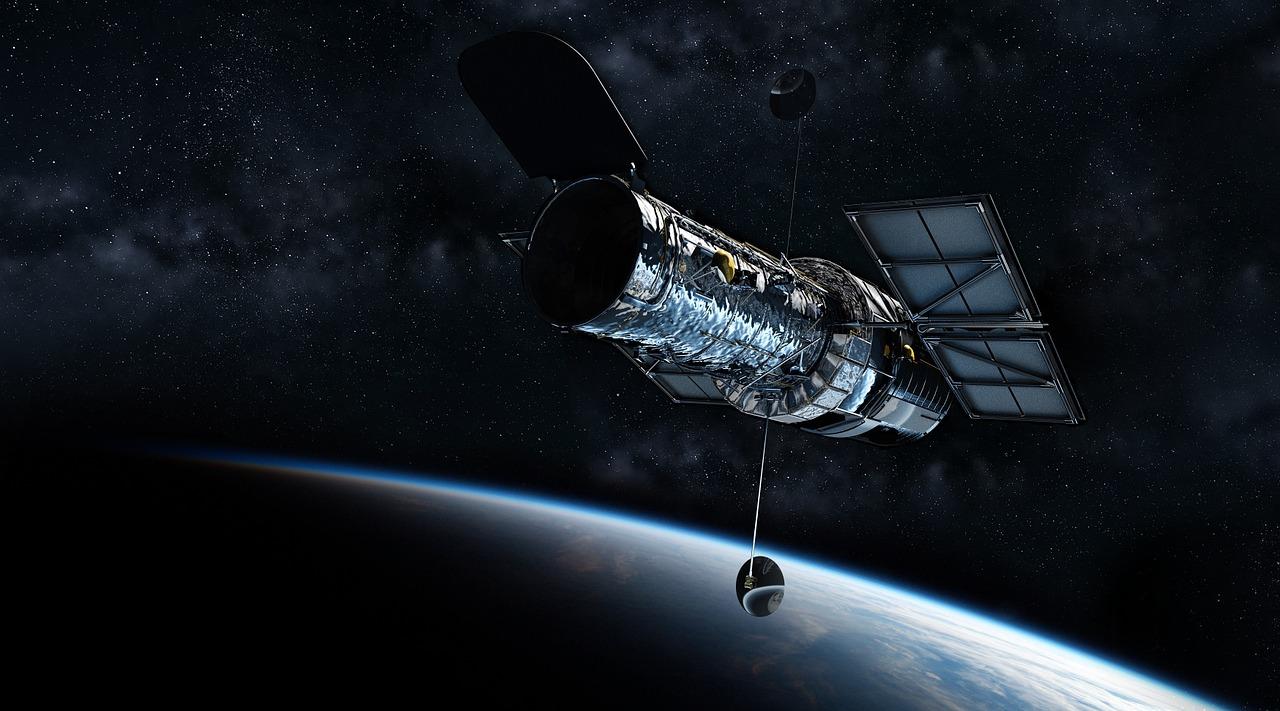 телескоп, космос, хаббл