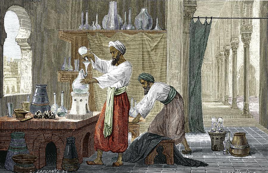 Арабы, ученые