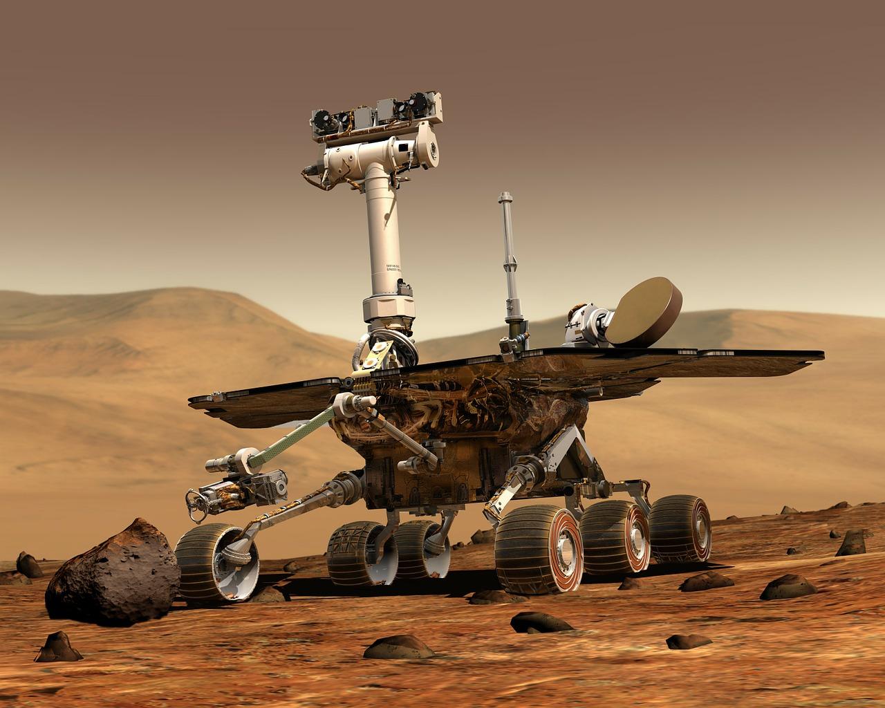 Марсианская научная лаборатория