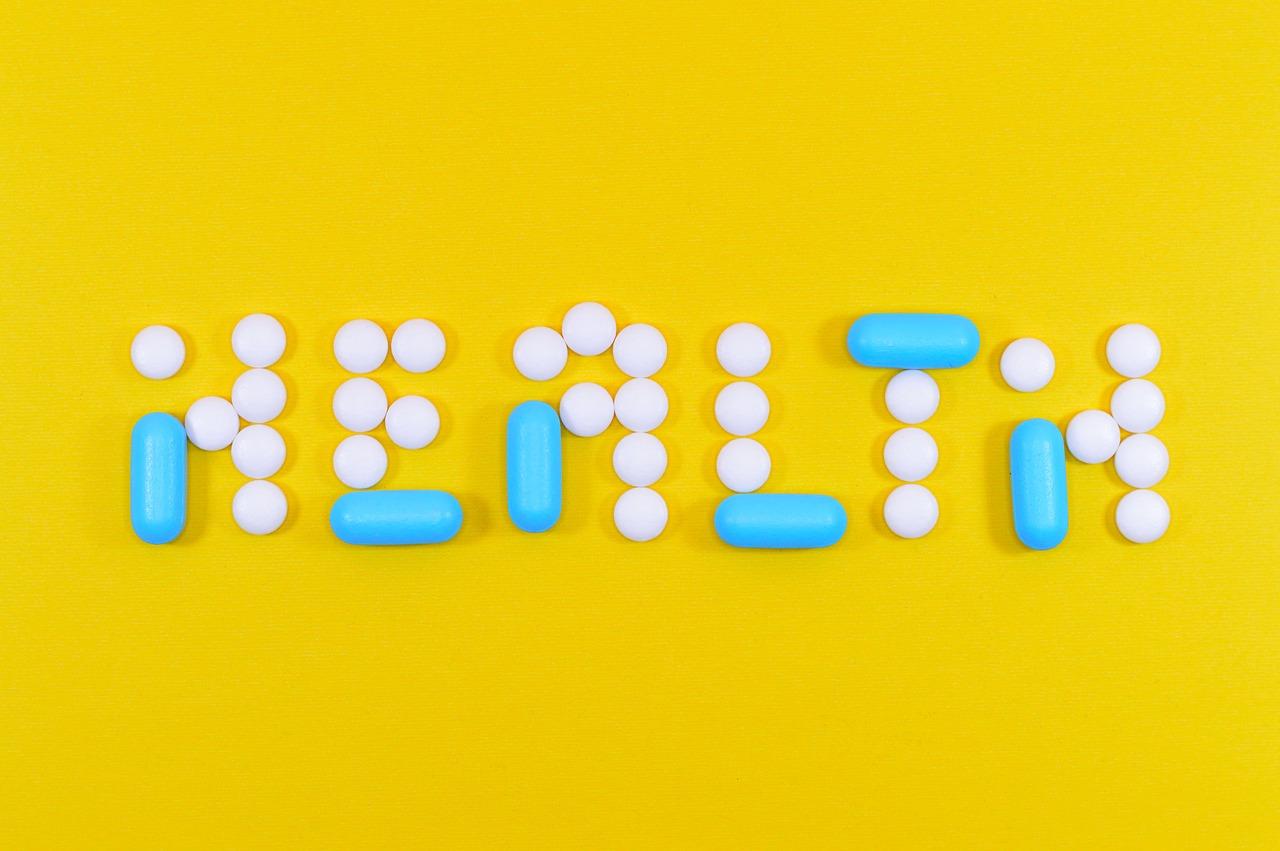Health, таблетки
