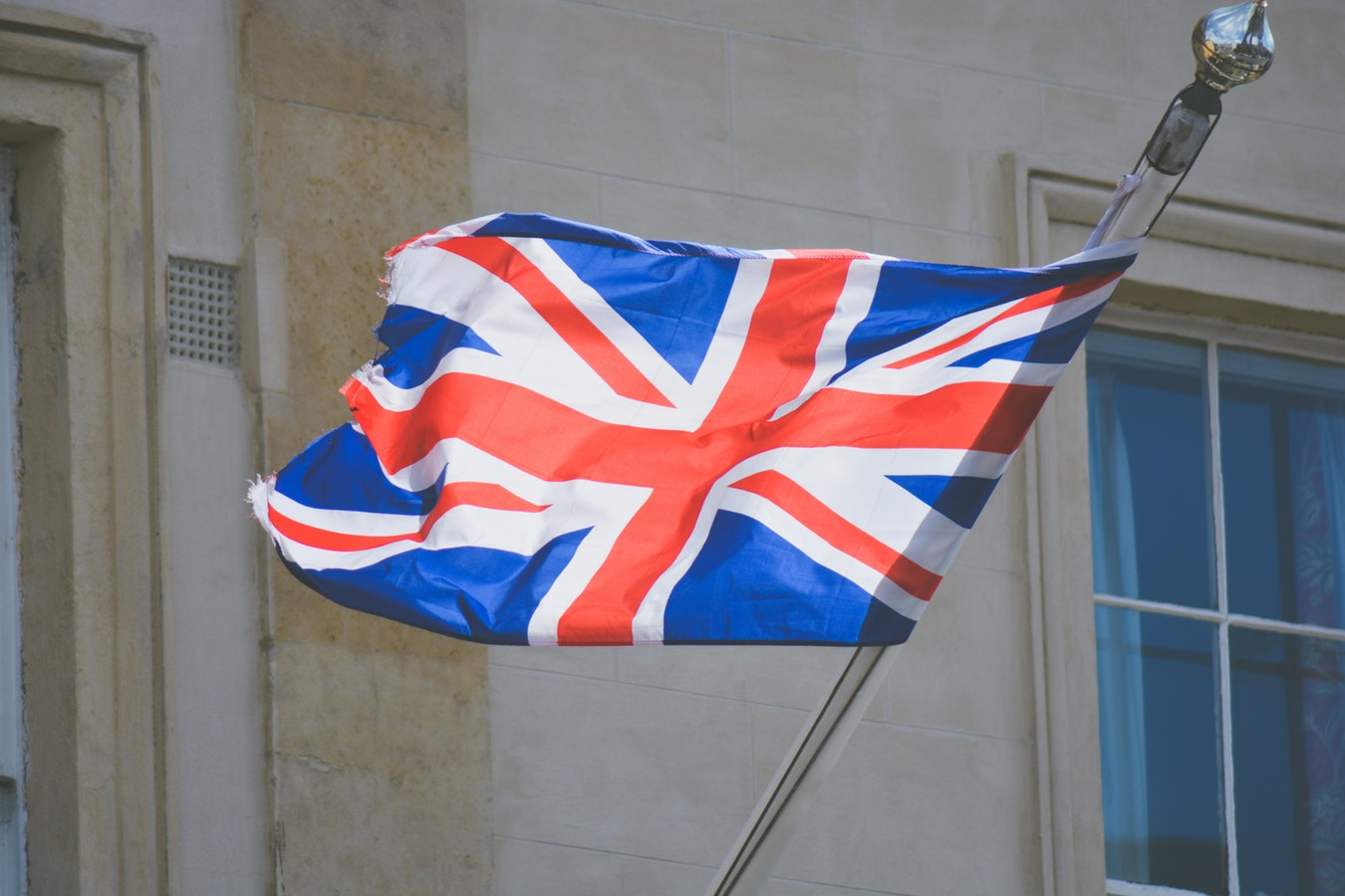 британия, флаг