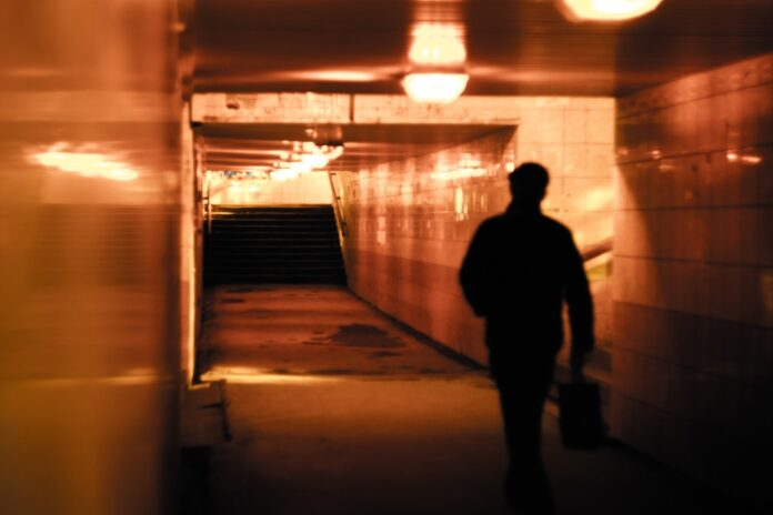 переход. подземный, депрессия