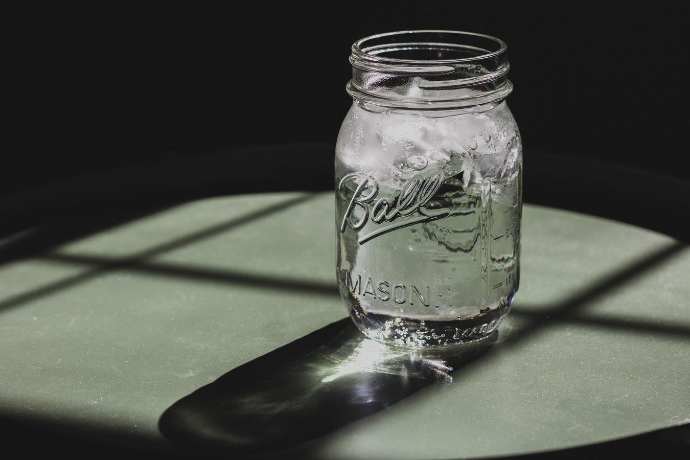 вода, очистка, стакан