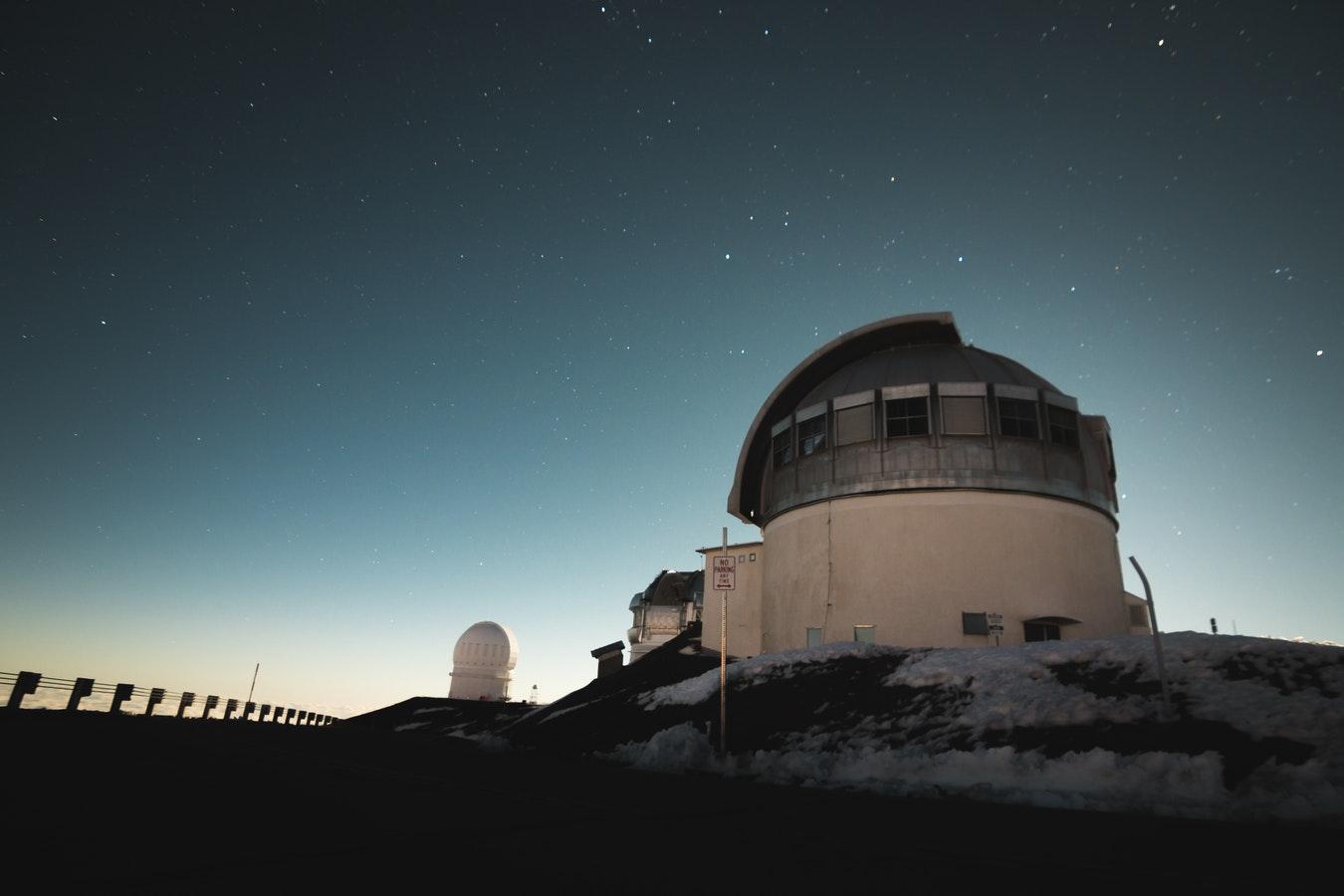 обсерватория, телескоп, гаваи