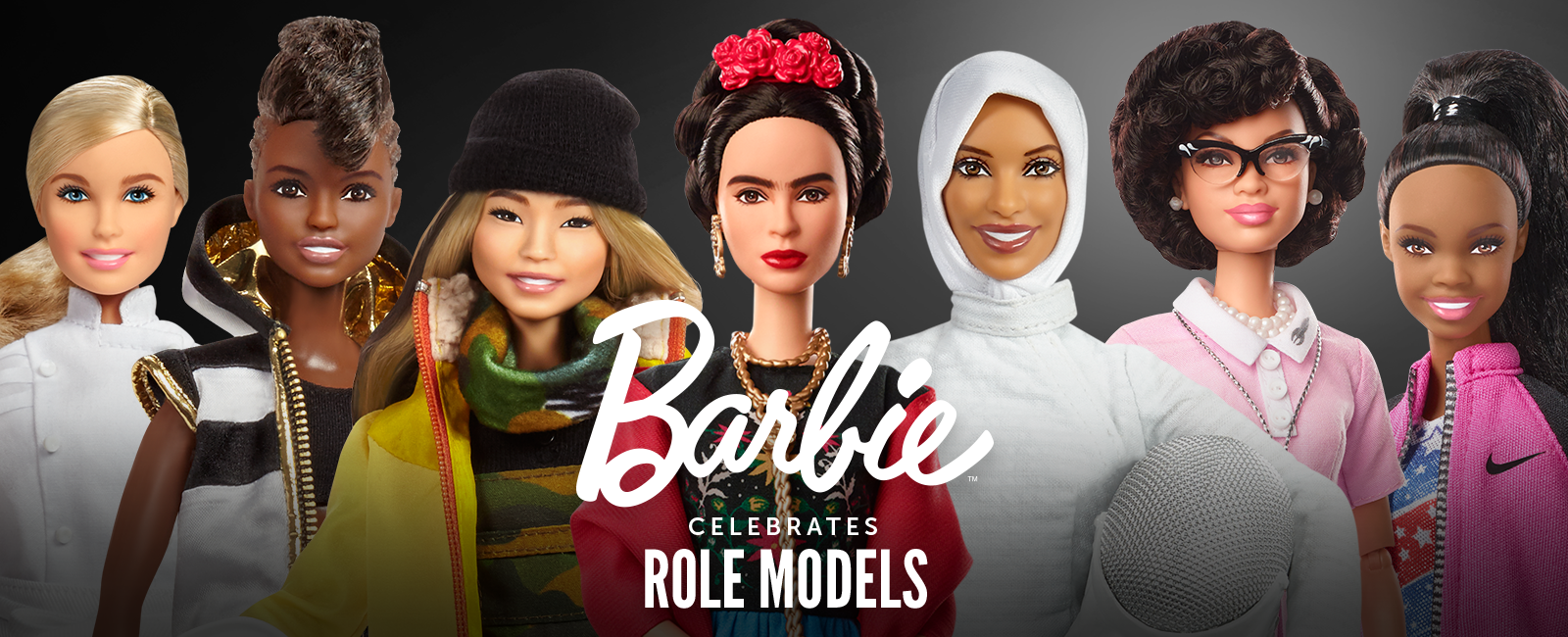 barbie, inspiring women