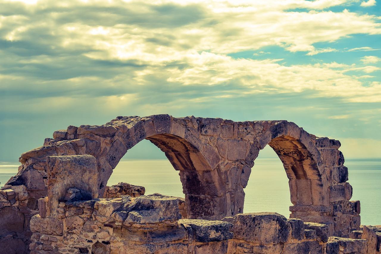 Античный город Курион, Кипр