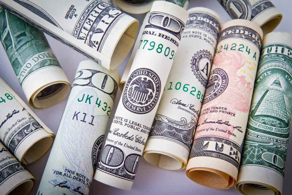 богатый, деньги, доллары