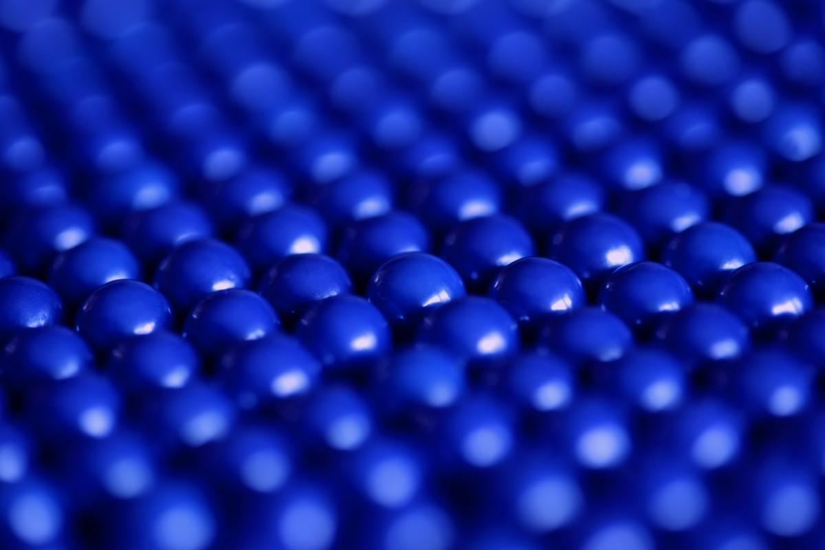 шар, порядок, ряд, синий