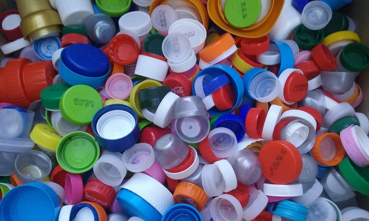 пластиковые крышки