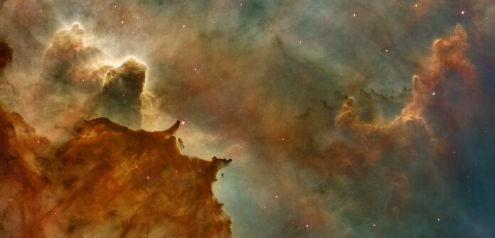 NGC 3372,ESO 128-EN13, Туманность Киля