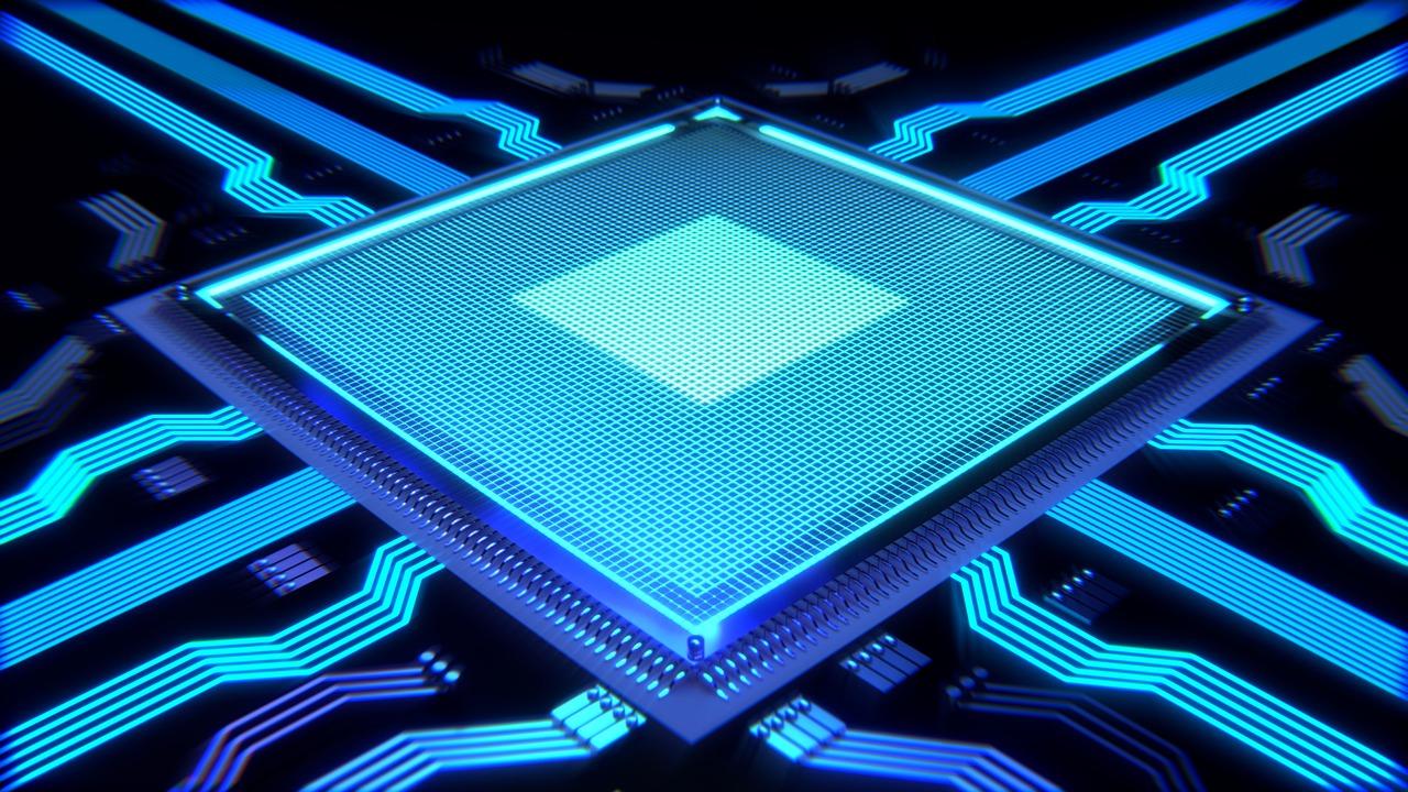 искусственный интеллект, чип, процессор, технологии