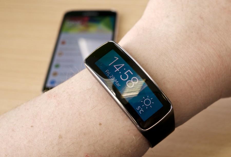 Умные часы от Samsung