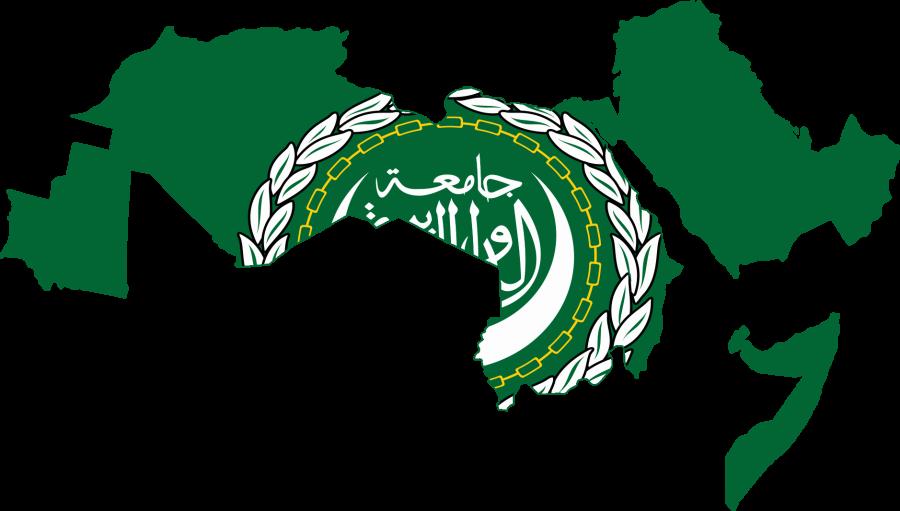 Карта ЛАГ с флагом