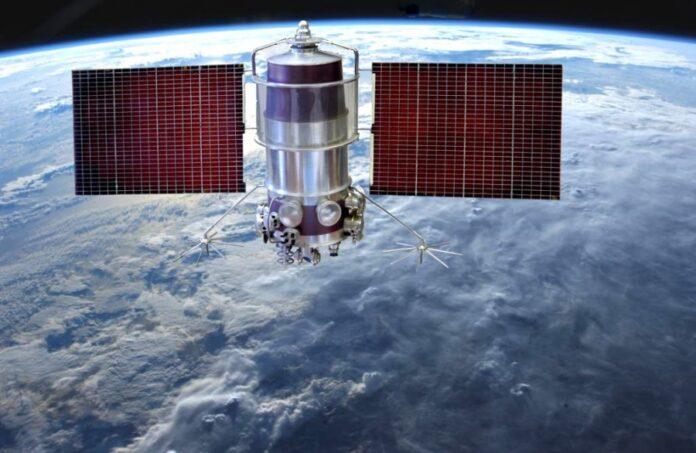 Российский спутник Метеор-2
