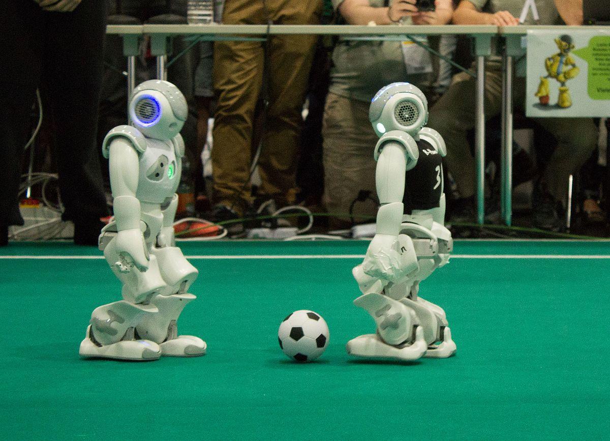 Футбольные роботы