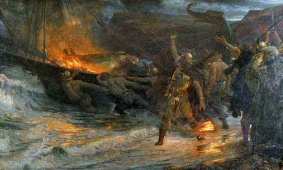 Скандинавский стиль: как жили средневековые викинги