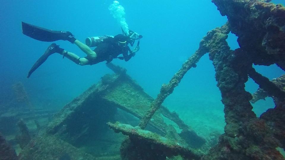 Diving 1186614 960 720