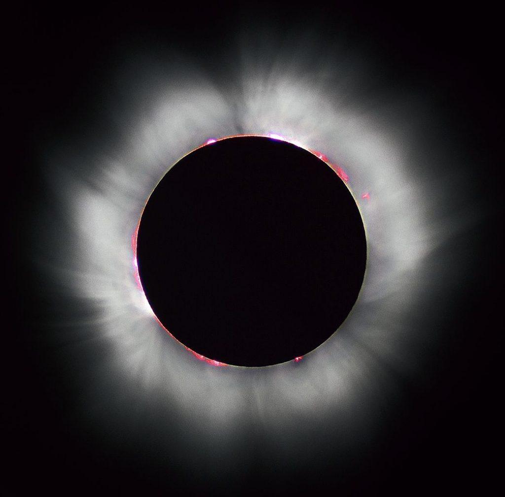 Двенадцать фактов о солнечных затмениях, которые вы могли не знать