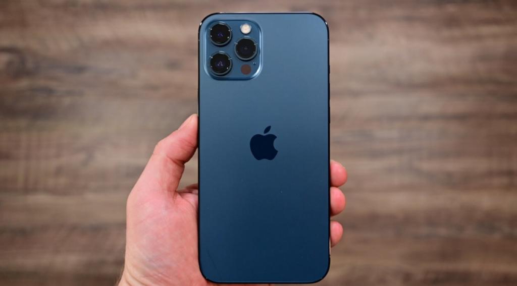 Самый продвинутый смартфон в линейке Apple: iPhone 12 Pro Max